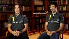 Raúl explica su famoso gesto mandando callar al Camp Nou