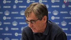 """Fernando Vázquez: """"Setién predica, Bordalás juega como le sale del tal"""""""