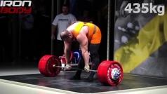 El increíble reto del 'Hulk' ruso: así fue la 'salvajada' de intentar levantar 500 kg