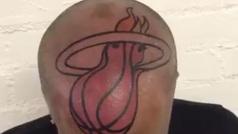 El tatuaje más salvaje de la NBA