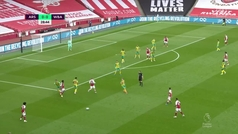 Premier League (J35): Resumen y goles del Arsenal 3-1 West Brom