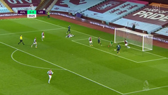 Premier League (J6): Resumen y goles del Aston Villa 0-3 Leeds United