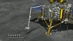 La sonda china Change 5 llega a la Luna