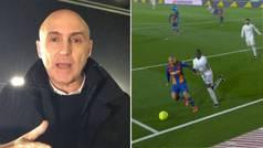 """Maldini: """"Si el penalti se pita tampoco es un escándalo"""""""