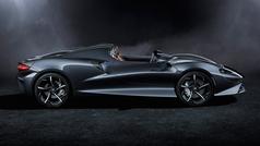 McLaren Elva: superdeportivo a pecho descubierto