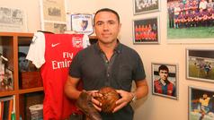 """Francis tras 24 años en el Arsenal: """"Me quedo con el viaje entero antes que con un momento concreto"""""""
