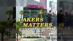 Cosas de Lakers; LeBron y Anthony Davis en versión noventera con Steve Urkel
