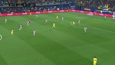 Gol de Ekambi (1-1) en el Villarreal 3-1 Rayo Vallecano