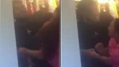 Vídeo denuncia: el futbolista Nicolás Albarracín agrediendo a su pareja, la actriz Natalia Camilo