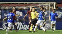Copa del Rey (segunda ronda): Resumen y goles del Osasuna 1-2 Reus