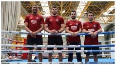 Os presentamos a los 'samuráis' del equipo español de boxeo en los Juegos Olímpicos de Tokio