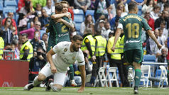 LaLiga (J38): Resumen y goles del Real Madrid 0-2 Betis