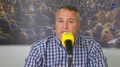 Ramírez dice que el Las Palmas - Girona será... ¡a puerta abierta!
