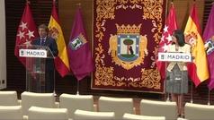 La discusión en público entre Martínez-Almeida y Mercedes González