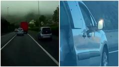 La Guardia Civil identifica a dos conductores que fueron grabados conduciendo de forma temeraria