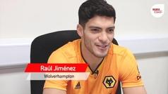 MX Raúl Jiménez Atlético de Madrid