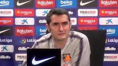 """Valverde: """"Carlos Vela es un gran jugador"""""""
