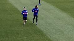 Diego Costa ya pisa el césped y apunta al Liverpool