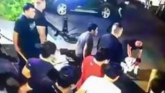 Matan a golpes en la calle a Jamshid Kenzhayev, campeón de MMA y lucha libre