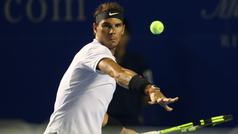 Rafael Nadal estará presente en el Abierto Mexicano de Tenis