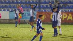 Copa del Rey (1/32 final): Resumen y goles del Alcoyano 2-1 Huesca