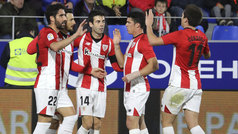 Copa del Rey (1/16, vuelta): Resumen y goles del Huesca 0-4 Athletic