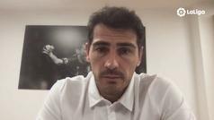 """Casillas sobre la llegada de Ancelotti: """"Es muy bueno para el club"""""""