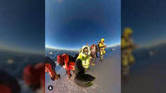Así fue la histórica cima del K2 en invierno