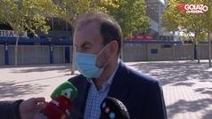 """Ángel Torres claro y directo: """"No quieren que seamos un equipo grande"""""""