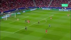 Gol de Tadic (1-1) en el Benfica 1-1 Ajax