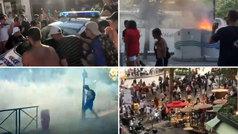 Disturbios en varias ciudades francesas tras ganar el Mundial