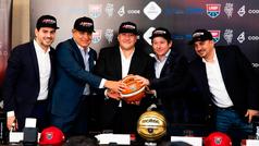 Los Astros de Jalisco, nuevo equipo de la LNBP