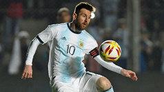 Los goles del Argentina 5-1 Nicaragua