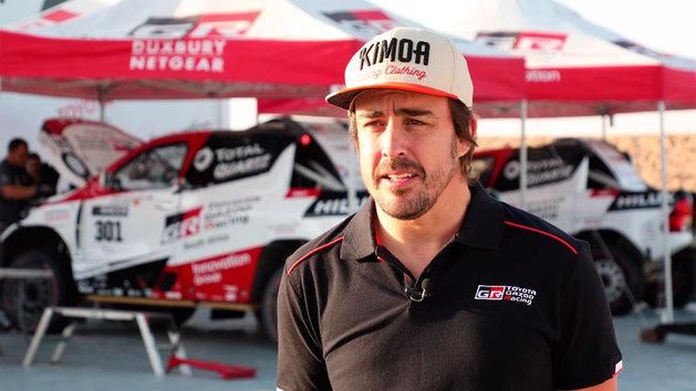 """Fernando Alonso: """"Es uno de los desafíos más grandes de mi carrera deportiva"""""""
