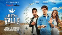 """Claro Video lanza la serie """"El Rey del Valle"""""""