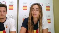 """Paula Badosa, ilusionada ante su debut: """"Una medalla sería un sueño"""""""