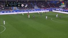 Gol de Foulquier (0-2) en el Eibar 2-2 Getafe