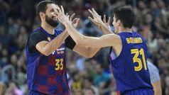 Leandro Bolmaro, el 'Magic' adolescente del Barcelona que llama la atención de la ACB
