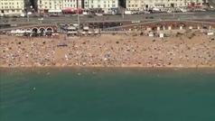 Una nueva ola de calor llega este fin de semana a Reino Unido y Francia