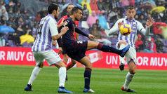 LaLiga (J12): Resumen y goles del Valladolid 0-0 Eibar