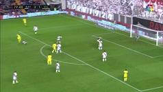 Gol de Sansone (2-2) en el