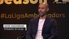 """Mascherano: """"Cuando dejas el Barcelona es un vacío muy grande"""""""