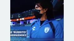 El Pachuca hace un emotivo homenaje al personal médico en México