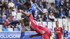LaLiga 123 (J30): Resumen y goles del Real Oviedo 2-0 Nàstic