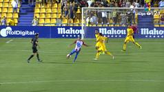 Así se debuta en Segunda: ¡Vaya zapatazo de Sousa para dar la victoria al Sporting en el 93'!