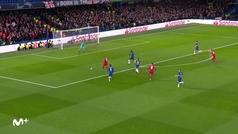 Gol de Gnabry (0-2) en el Chelsea 0-3 Bayern