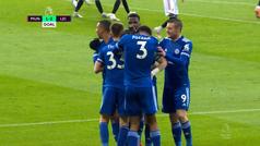 Premier League (Jornada 36): Resumen y goles del Manchester United 1-2 Leicester