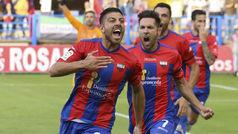 LaLiga 123 (J9): Resumen y goles del Extremadura 2-1 Cádiz