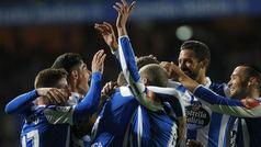 LaLiga 123 (J13): Resumen y goles del Deportivo 4-0 Oviedo
