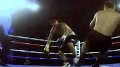 Vuelve a vivirse un doble KO: la situación más extraña y espectacular del boxeo